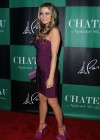 Carmen Electra cleavage at the Chateau Nightclub-04