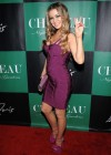 Carmen Electra cleavage at the Chateau Nightclub-06
