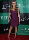 Carmen Electra cleavage at the Chateau Nightclub-16