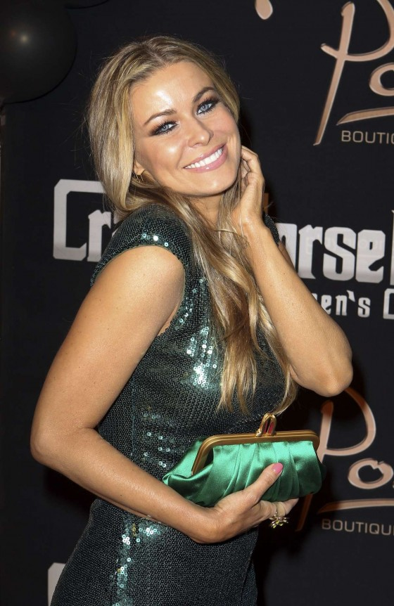 Carmen Electra Strip Show Vegas Video