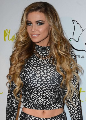 "Carmen Electra - ""Emerald Duv"" New Jewellery Line Launch in Beverly Hills"
