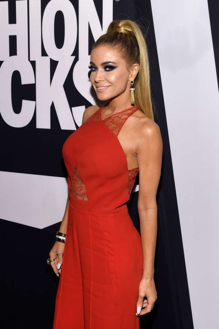 Carmen Electra – Fashion Rocks 2014 at the Barclays Center of Brooklyn