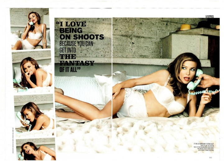 Carmen Electra: FHM Magazine -02