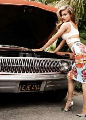 Carmen Electra: FHM Magazine -03