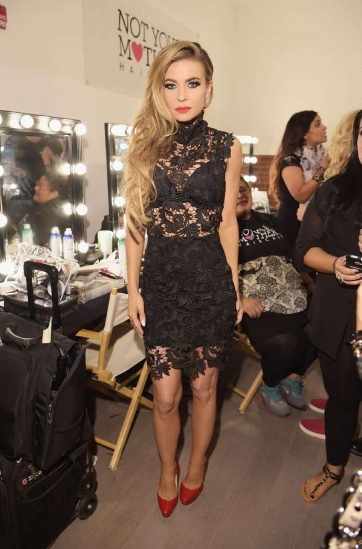 Carmen Electra Wantmylook Ny Fashion Show 2014 01