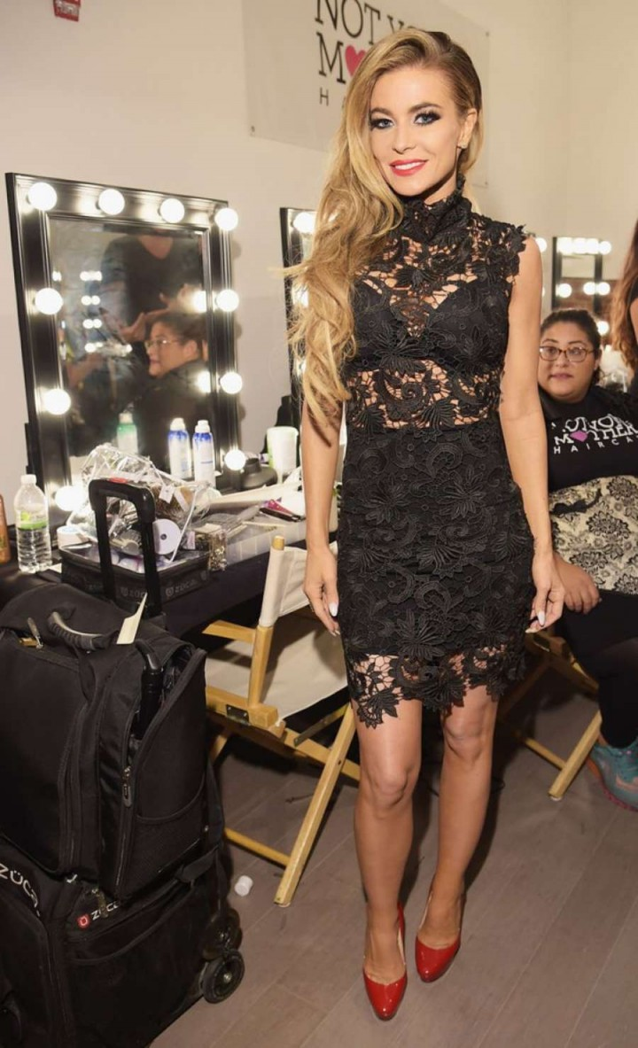 Carmen Electra – Wantmylook By Lilly Ghalichi Style 360 Fashion Show in New York City