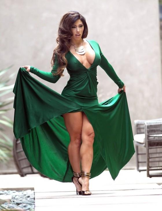 Carmen Ortega – Photoshoot in Hollywood