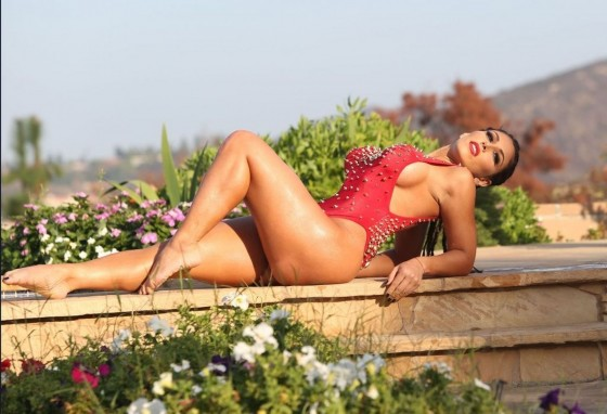 Carmen Ortega – Swimsuit Photoshoot