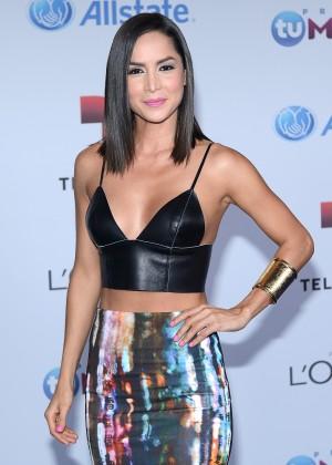 Carmen Villalobos - 2014 Telemundo's Premios Tu Mundo Awards in Miami