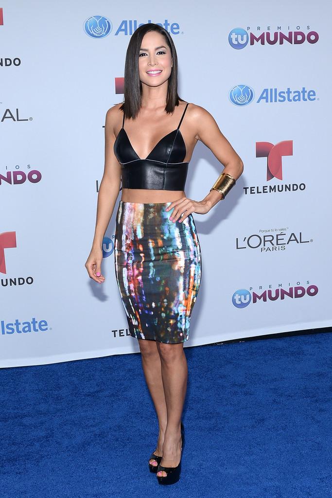 Back to post Carmen Villalobos – Telemundo's Premios Tu Mundo ...