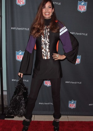 Carol Alt - NFL Inaugural Hall of Fashion Launch Event in NYC