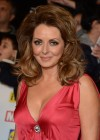 Carol Vorderman cleavage at The Pride of Britain Awards-05