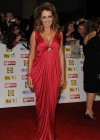 Carol Vorderman cleavage at The Pride of Britain Awards-10