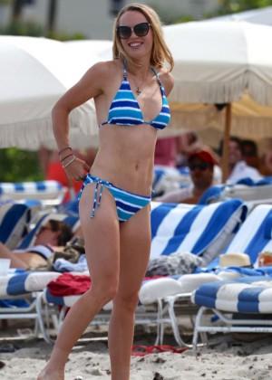 Caroline Wozniacki in Bikini -07