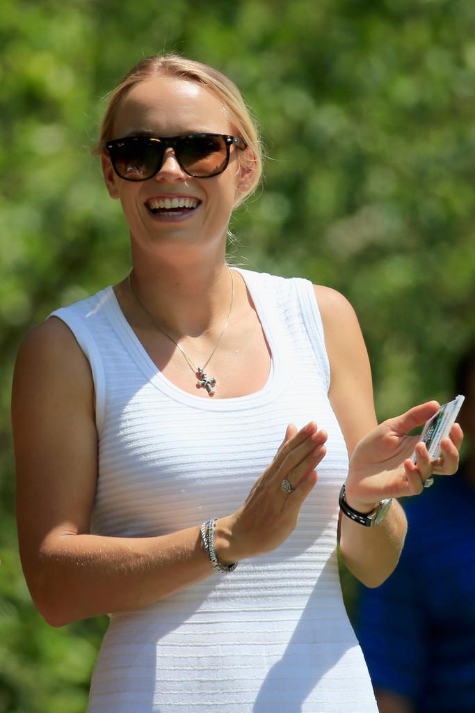 Caroline Wozniacki2014 The Masters Final Round -03