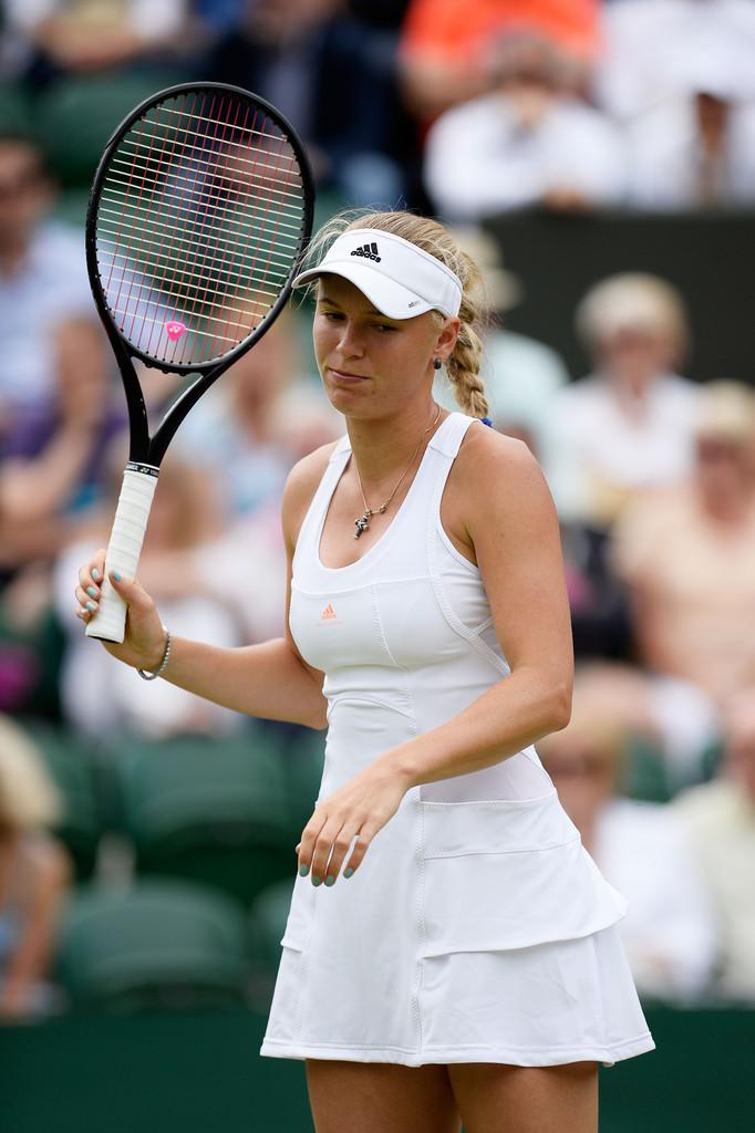 Caroline Wozniacki – Wimbledon 2013 Day 3 -02