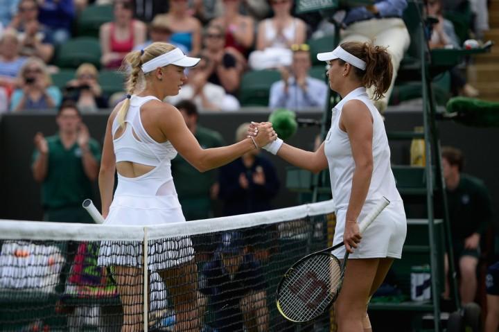 Caroline Wozniacki – Wimbledon 2013 Day 3 -04