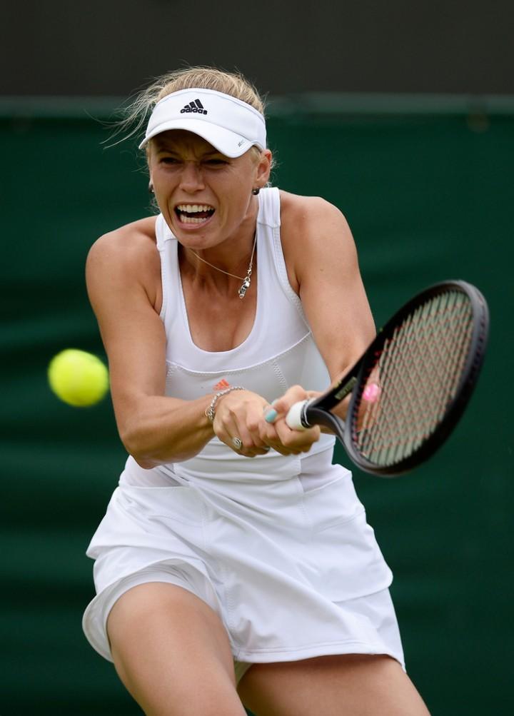 Caroline Wozniacki – Wimbledon 2013 Day 3 -05