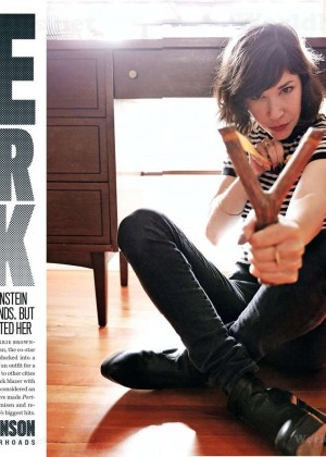Carrie Brownstein: Rolling Stone USA -01
