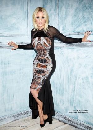 Carrie Keagan: Bello Magazine -01