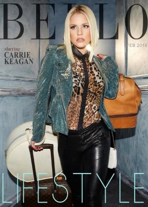 Carrie Keagan: Bello Magazine -02