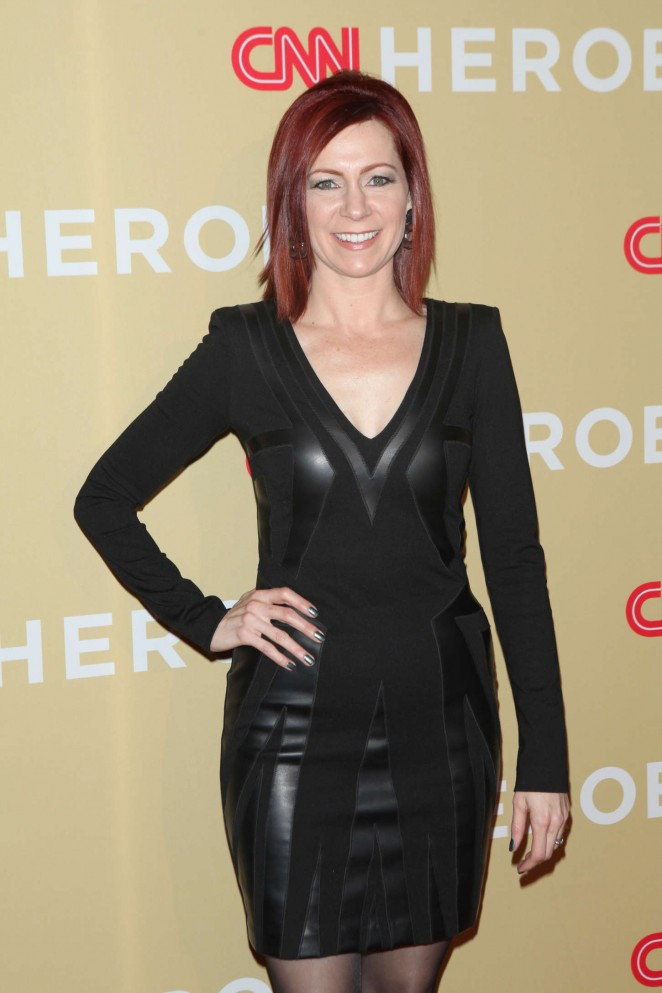Carrie Preston - 2014 CNN Heroes An All Star Tribute in NY