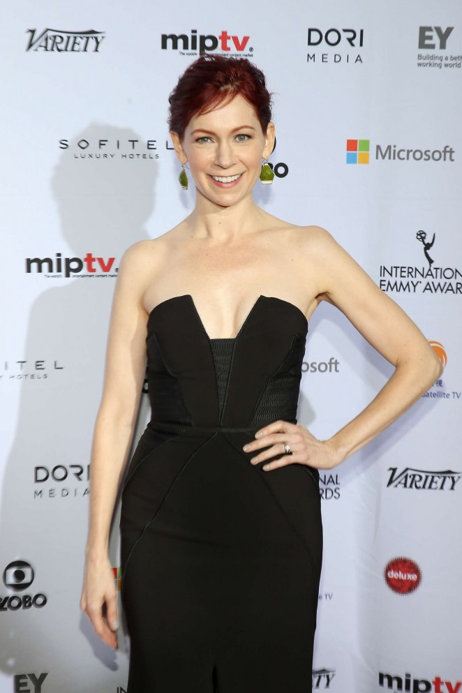 Carrie Preston - 2014 International Academy Of Television Arts & Sciences Emmy Awards in NYC