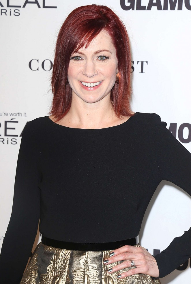 Carrie Preston - Glamour 2014 Women Of The Year Awards in New York