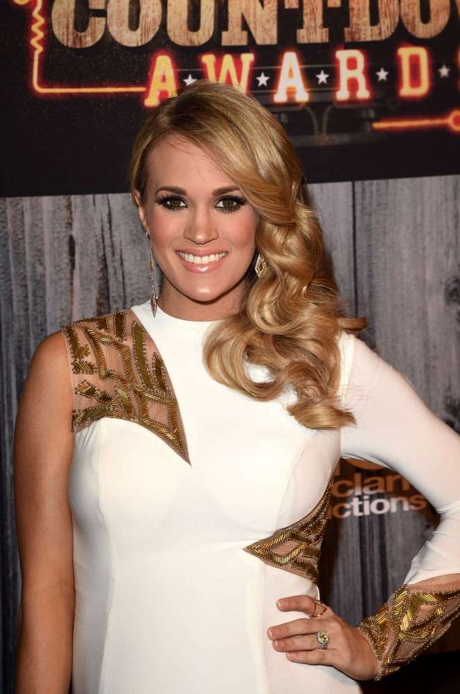 Carrie Underwood - 2014 American Country Countdown Awards in Nashville