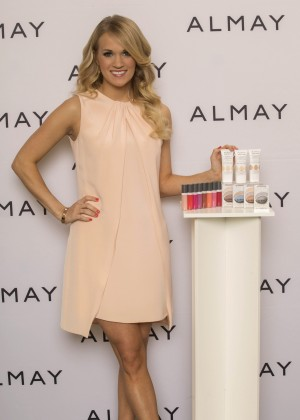 Carrie Underwood: Almay new global brand ambassador -02