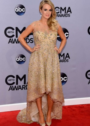 Carrie Underwood - 48th Annual CMA Awards in Nashville