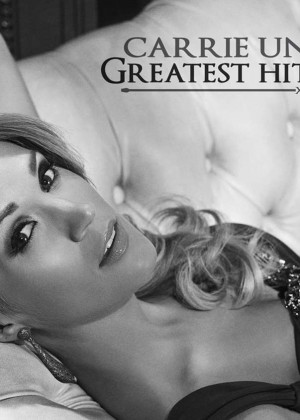 Carrie Underwood - 'Greatest Hits: Decade #1' Album Cover 2014