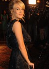 Carrie Underwood cleavage at Fashion Show in Nashvil-06