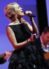 Carrie Underwood cleavage at Fashion Show in Nashvil-08
