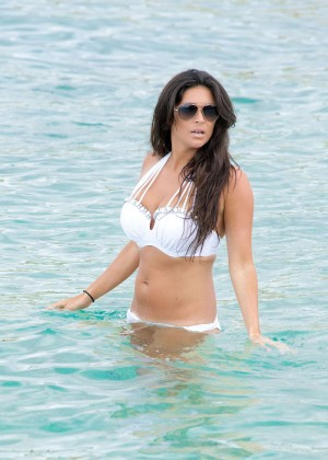 Casey Batchelor Bikini: Photoshoot in Ibiza -17
