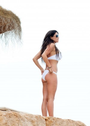 Casey Batchelor Bikini: Photoshoot in Ibiza -22