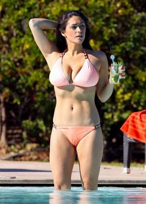 Casey Batchelor in a bikini -05