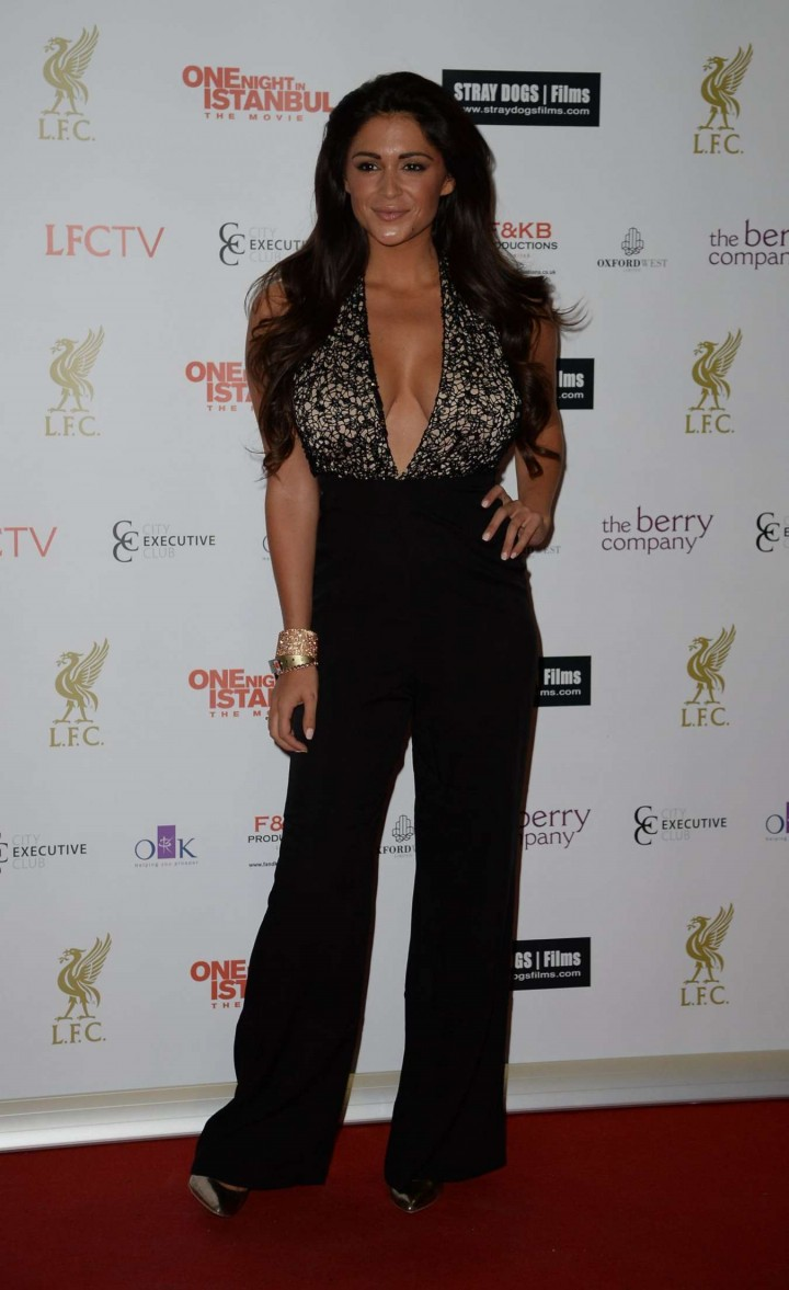 "Casey Batchelor - ""One Night In Istanbul"" Premiere in Liverpool"