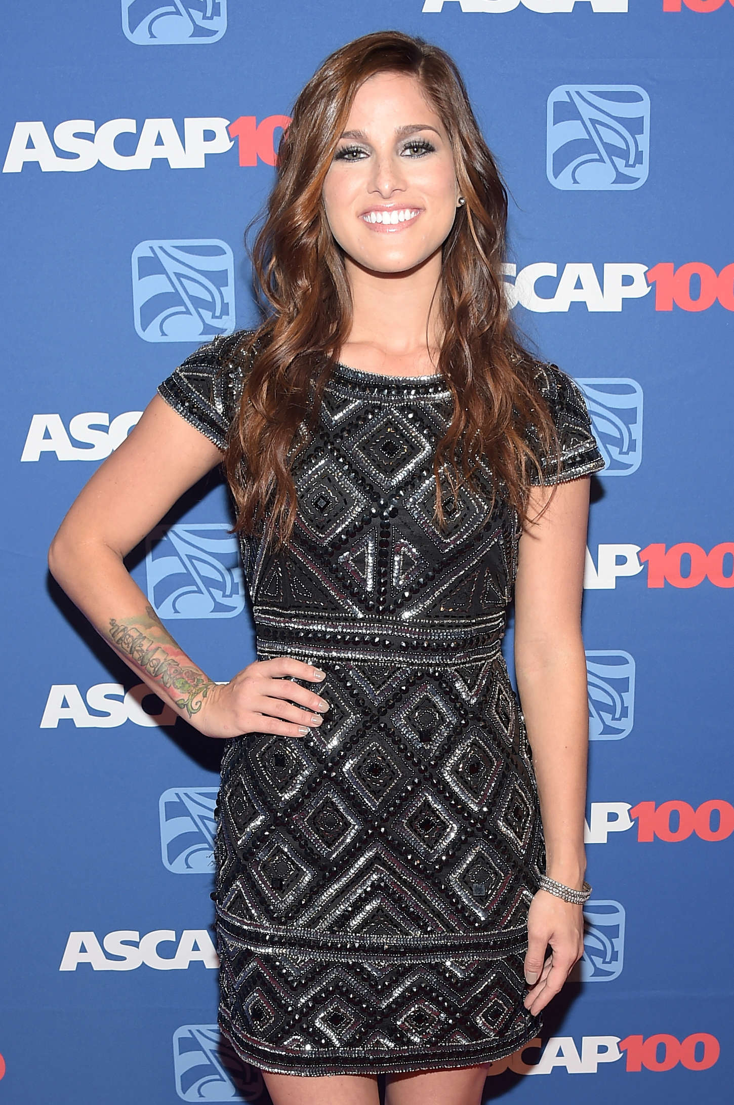 Cassadee Pope - 52nd Annual ASCAP Country Music Awards in Nashville