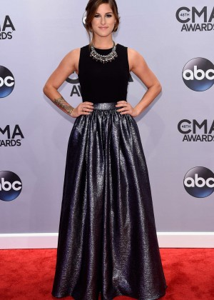 Cassadee Pope - 48th Annual CMA Awards in Nashville
