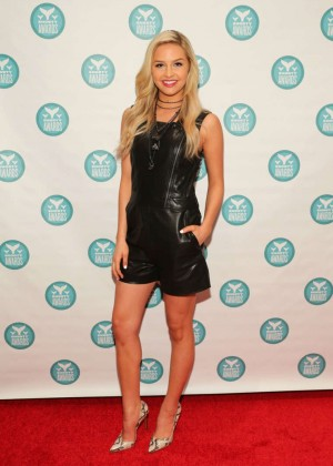 Cassidy Marie Wolf: 2014 Shorty Awards in NYC -01