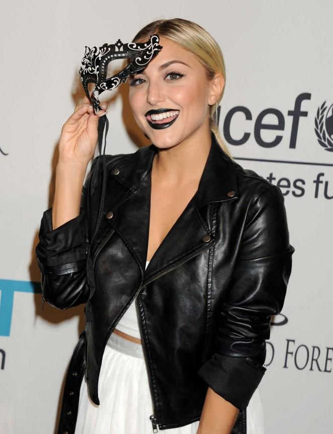 Cassie Scerbo - UNICEF's Next Generation's 2nd Annual Masquerade Ball in LA