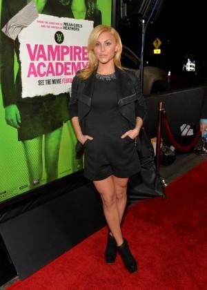 Cassie Scerbo: Vampire Academy Premiere -02