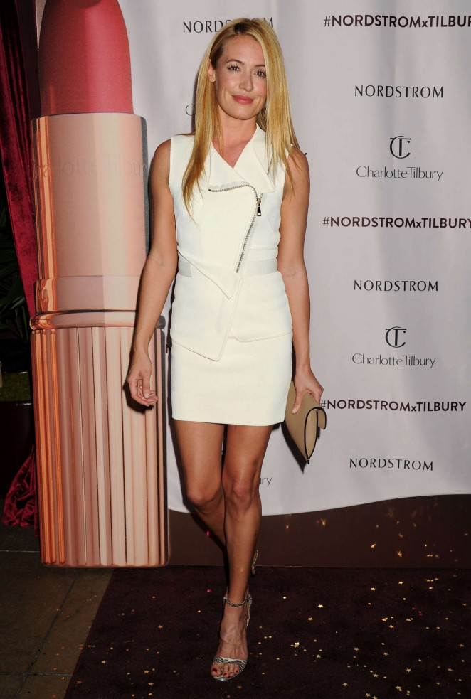 "Cat Deeley - Charlotte Tilbury's ""Make-up Your Destiny"" Beauty Festival in Los Angeles"