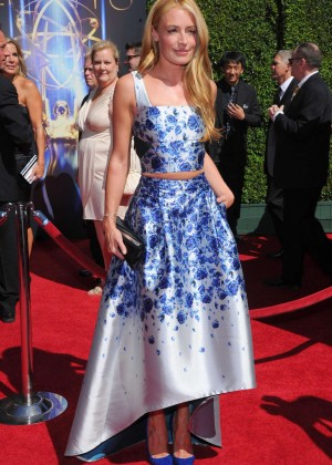 Cat Deeley - Creative Arts Emmy Awards 2014
