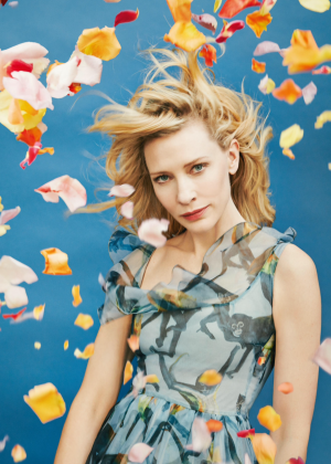 Cate Blanchett - Porter Magazine (Winter 2014)