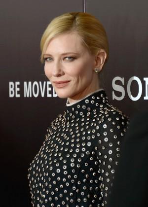 Cate Blanchett: The Monuments Men Premiere -01