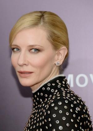 Cate Blanchett: The Monuments Men Premiere -02