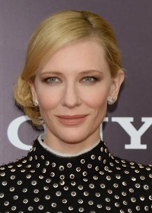 Cate Blanchett: The Monuments Men Premiere -06