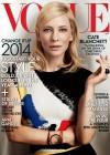 Cate Blanchett: Vogue US 2014 -04